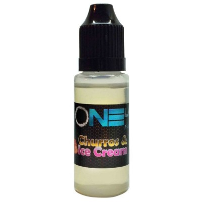 OneUp Vapor Churros and Strawberry Ice Cream E-Liquid - Ejuice 15 ml
